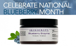 Blueberry Month